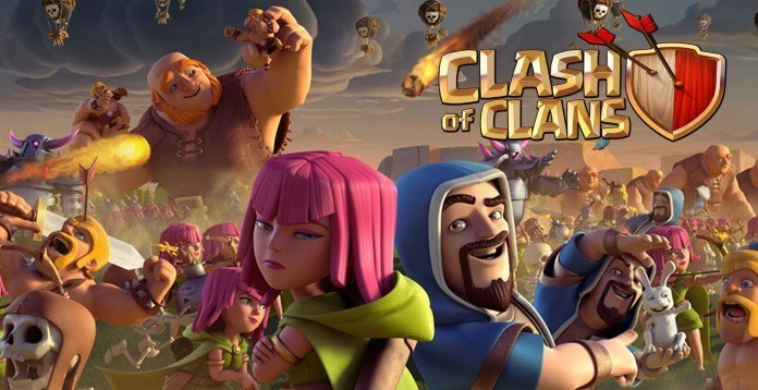 Clash Of Clans MOD APK Unlimited Gems 2018 10.322.10